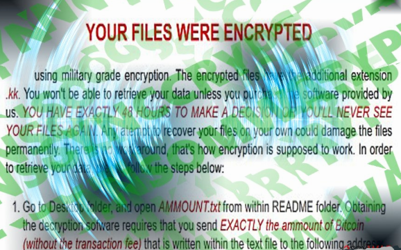 Synack@scryptmail.com Ransomware