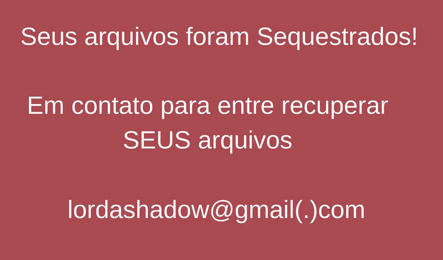 LordOfShadow Ransomware