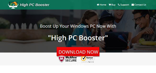 Eliminar High PC Booster